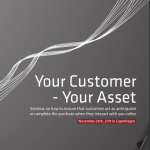 Your Customer Your Asset Seminar, Copenhagen Denmark